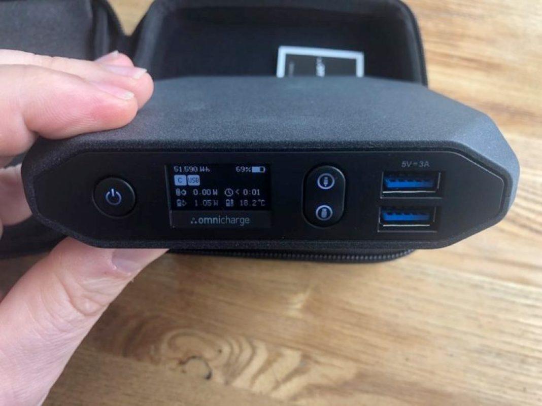 Omnicharge Omni 20 USB-C