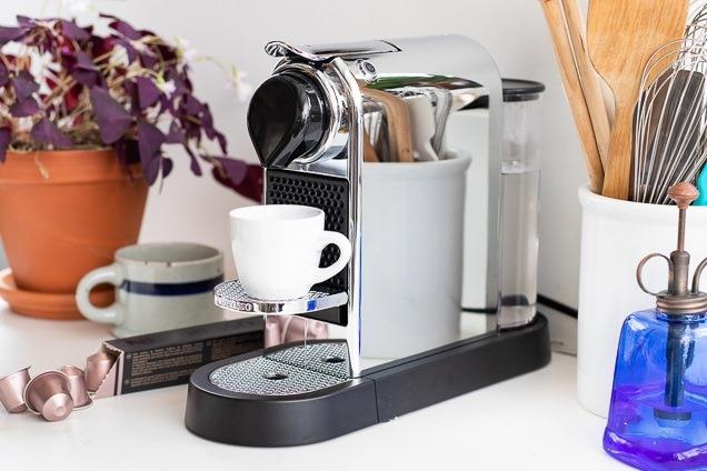 """Scelta """"premium"""" Nespresso CitiZ"""