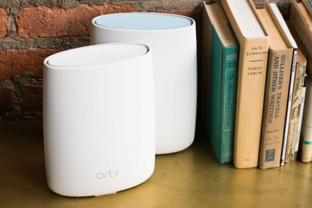 Kit di rete Wi-Fi Netgear Orbi RBK50