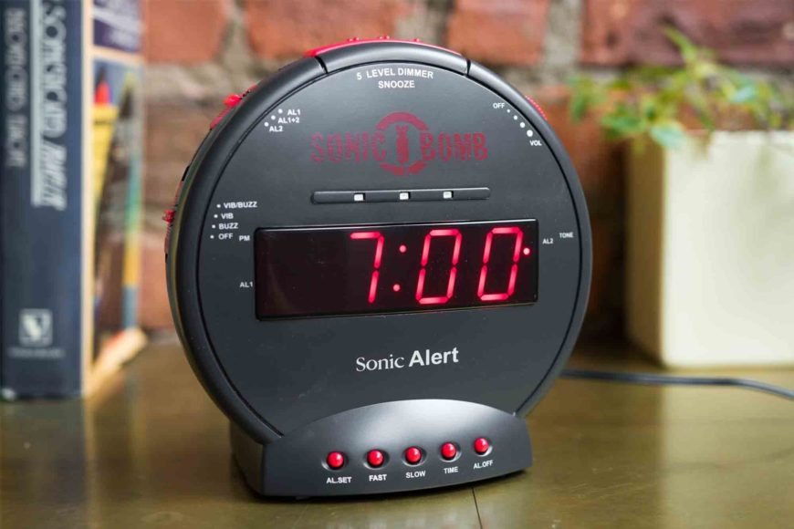 Ottimo lo stesso Sonic Alert SBB500SS