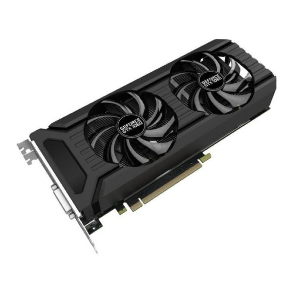 Scheda grafica Nvidia GeForce GTX 1060 6 GB