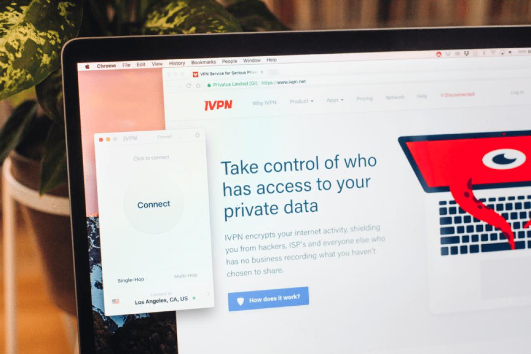 Servizio VPN IVPN
