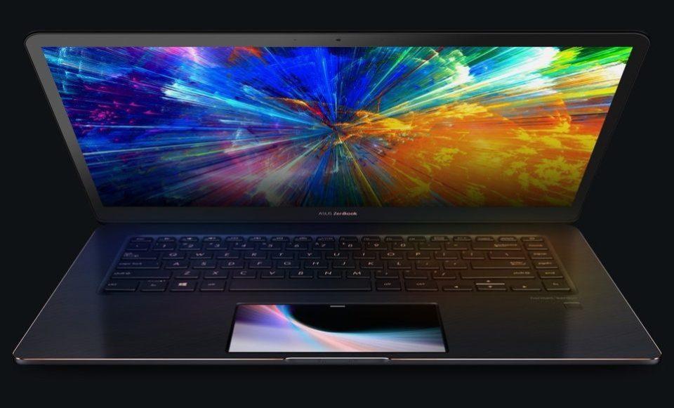 Asus ZenBook Pro 15 UX580GE (quando verrà rilasciato)