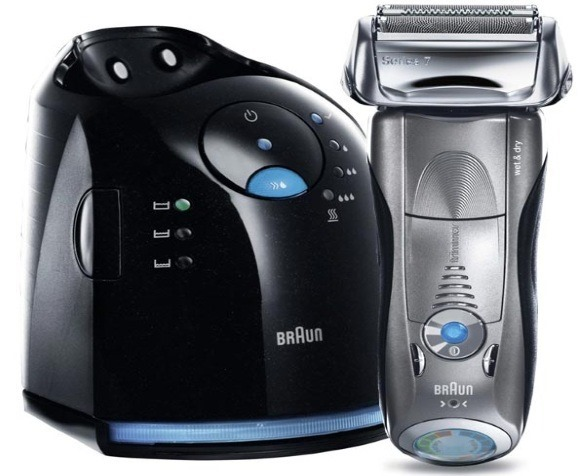 Scelta alternativa Braun Electric Shaver, serie 7