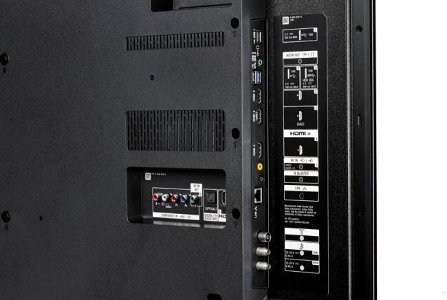 Con quattro connessioni HDCP