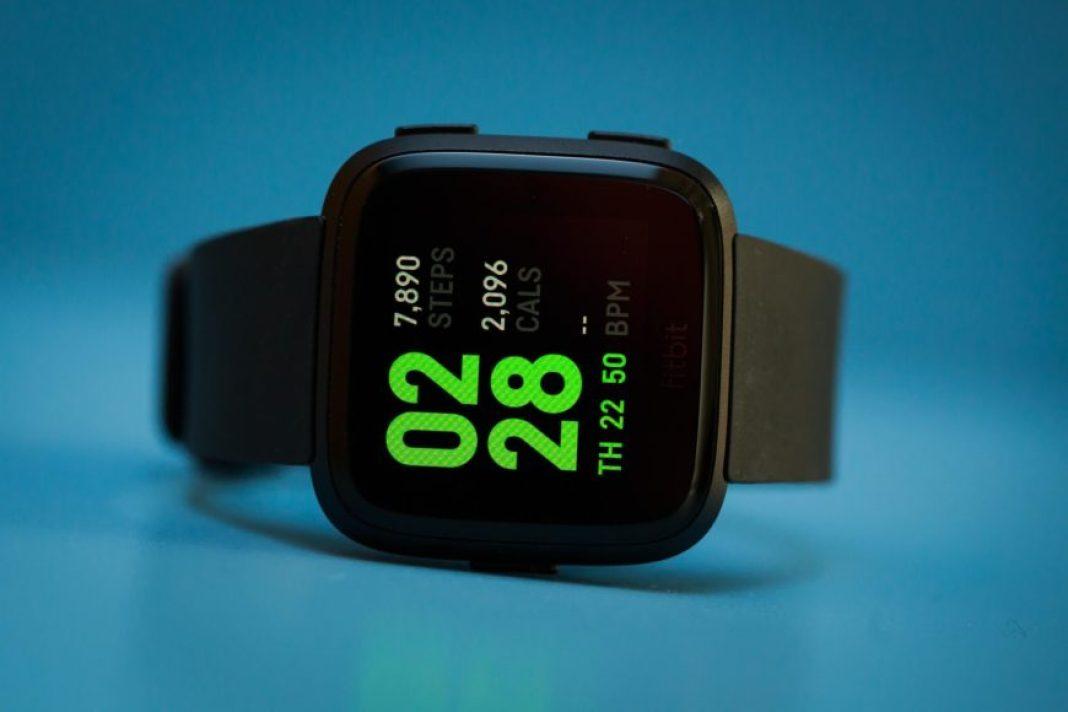 Fitbit Versa il miglior smartwatch per le donne