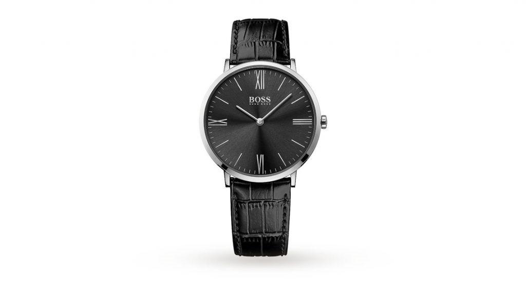 HUGO BOSS MENS JACKSON WATCH un orologio classico che funziona con qualsiasi vestito