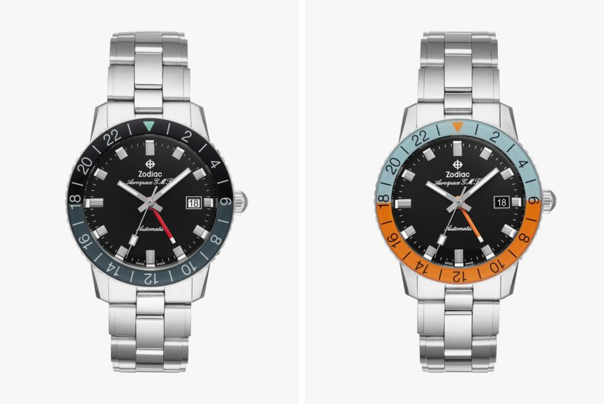 Orologio GMT