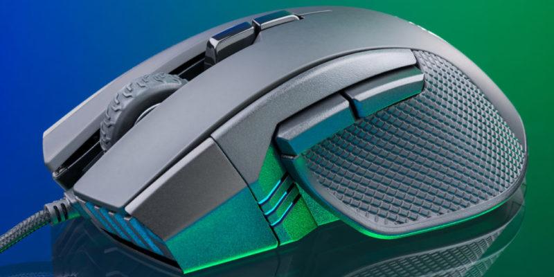 Corsair Ironclaw RGB: gaming mouse per chi ha mani grandi
