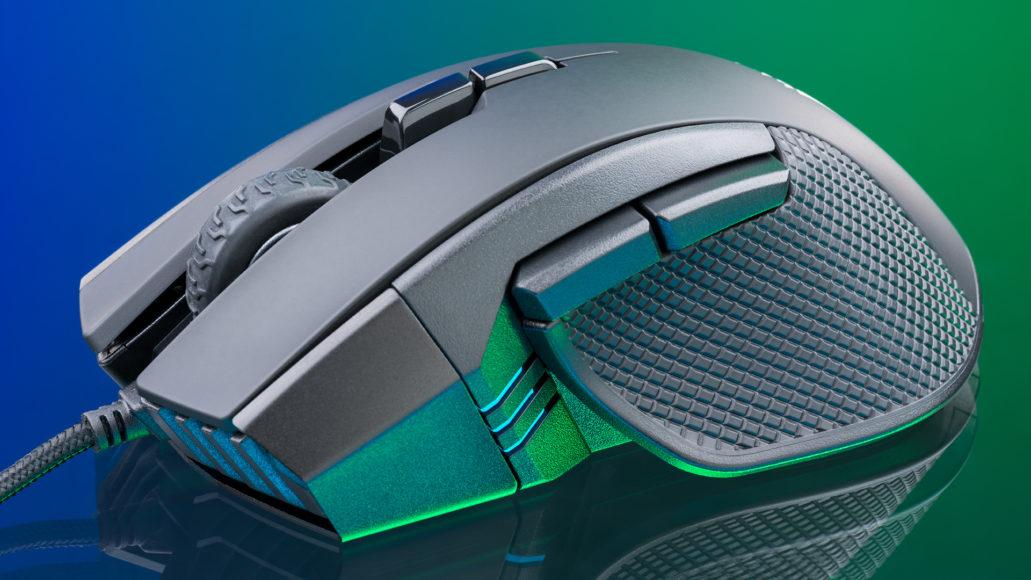 Corsair Ironclaw RGB: miglior mouse gaming per chi ha mani grandi