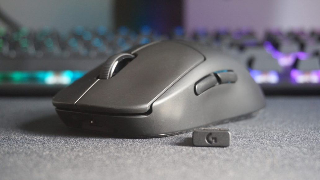 Logitech G Pro Wireless – Gaming