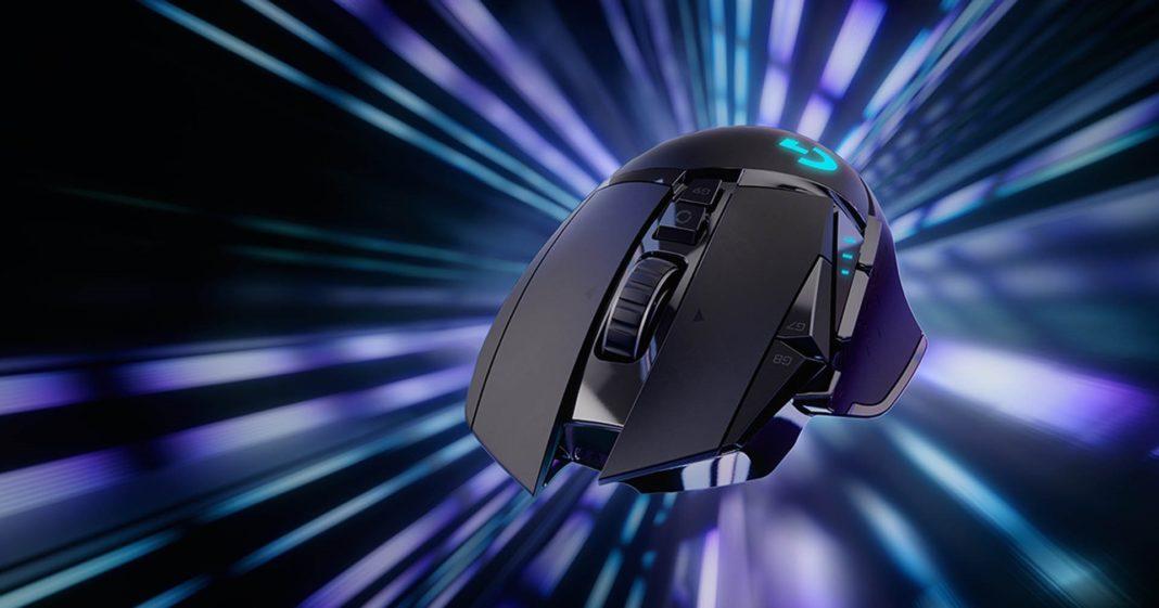Logitech G502 Lightspeed Lightspeed