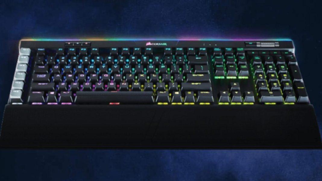 Corsair K95 RGB Platinum – Gaming