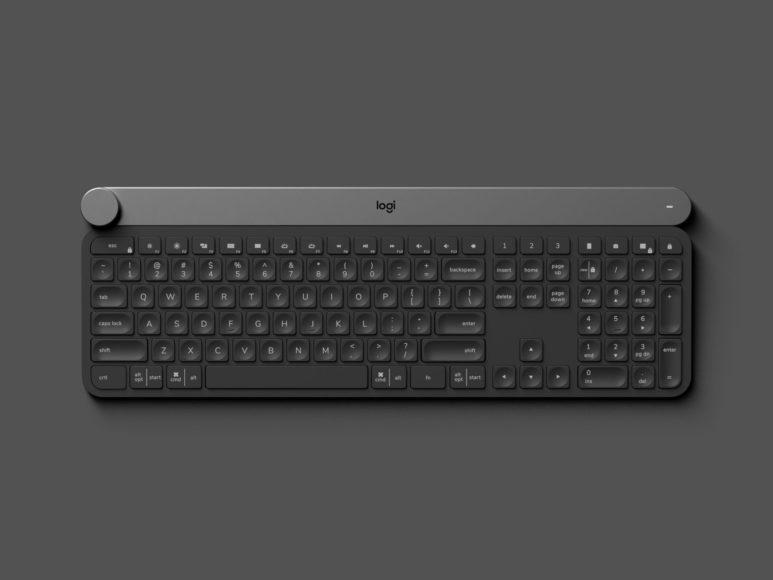 Logitech Craft: miglior tastiera per produttività