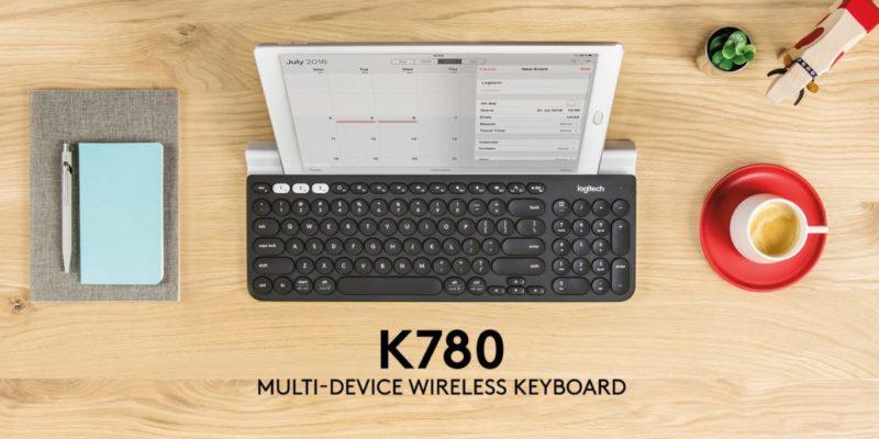 Logitech K780: la più portatile