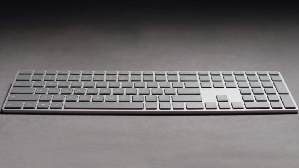 Microsoft Modern Keyboard With Fingerprint ID: la più sicura