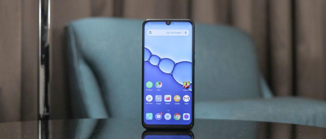 Huawei P Smart 2019 – Design