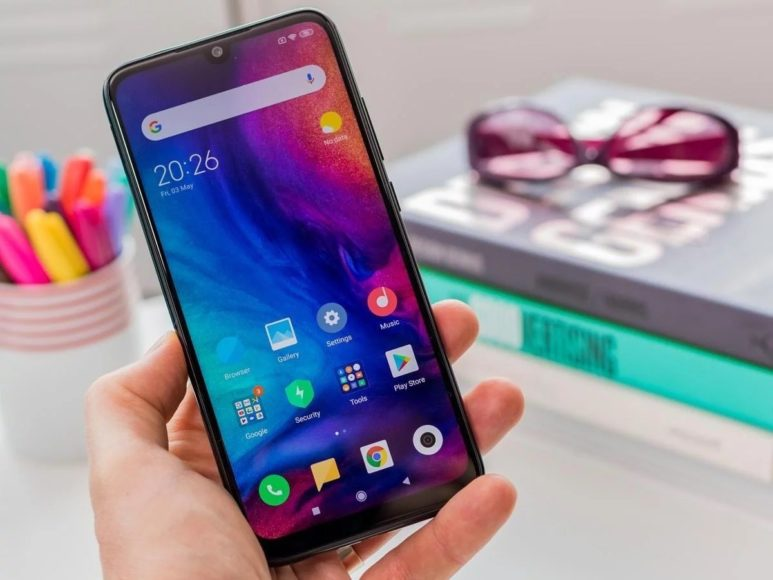 Redmi Note 7 – Display