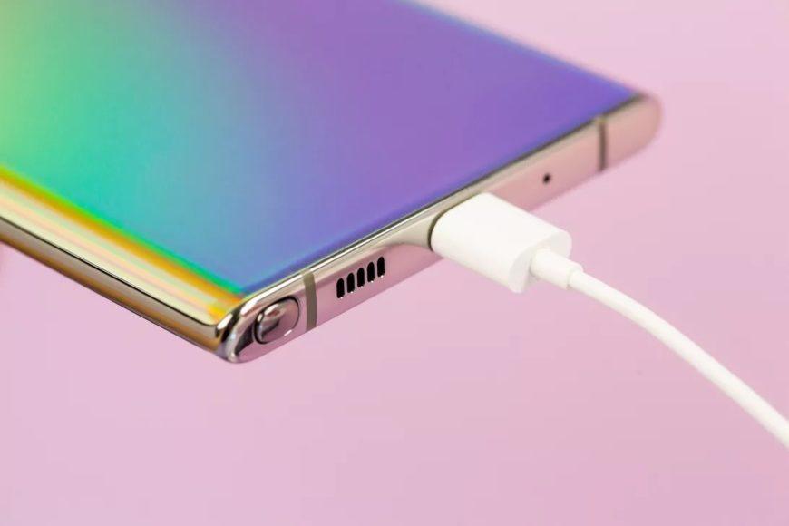 Samsung Galaxy Note 10 – Autonomia a ricarica rapida
