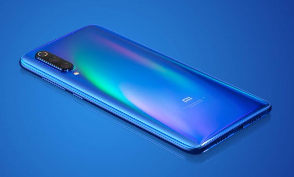 Xiaomi Mi 9 – Fotocamera