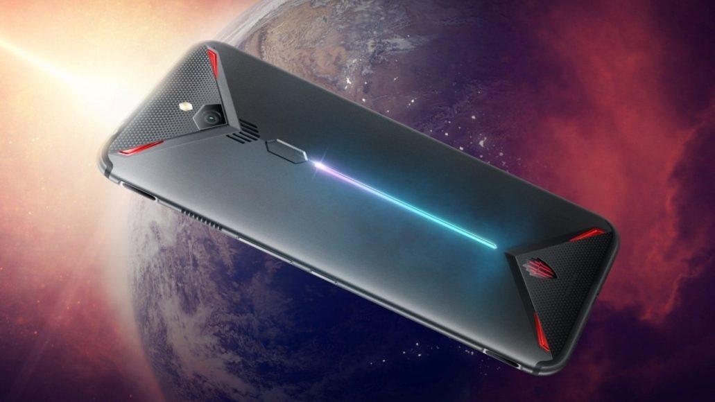 ZTE nubia Red Magic 3 – Fotocamera