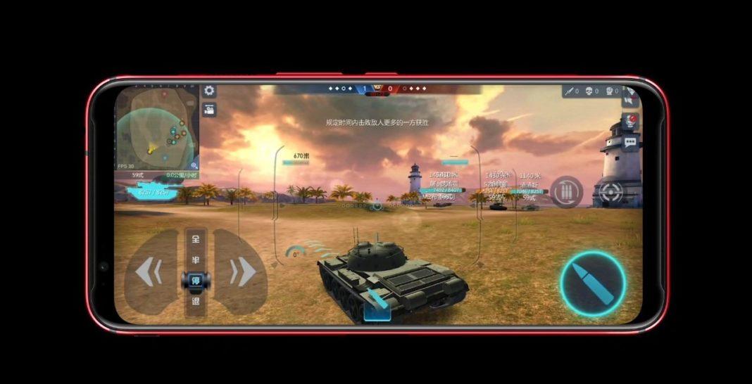 ZTE nubia Red Magic 3 - Esperienza di gioco