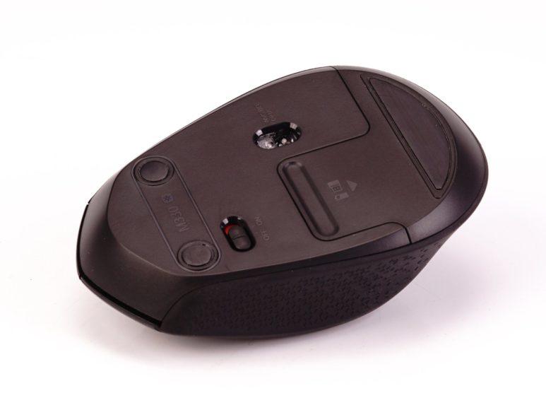 Logitech M330 Silent Plus - Funzionalità e software