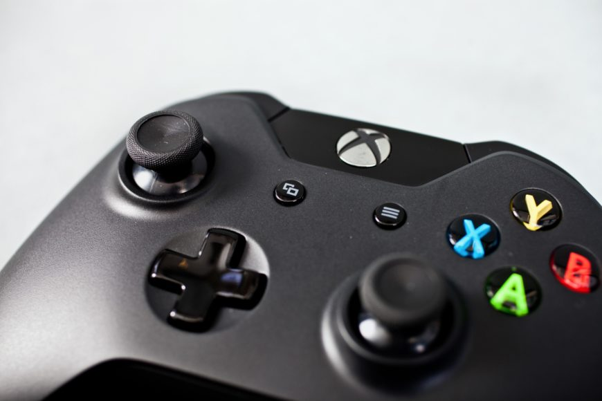<p>The new controller has a laundry list of incremental improvements, from a more precise cross-shaped D-pad to knurled thumbstick rims for better grip.