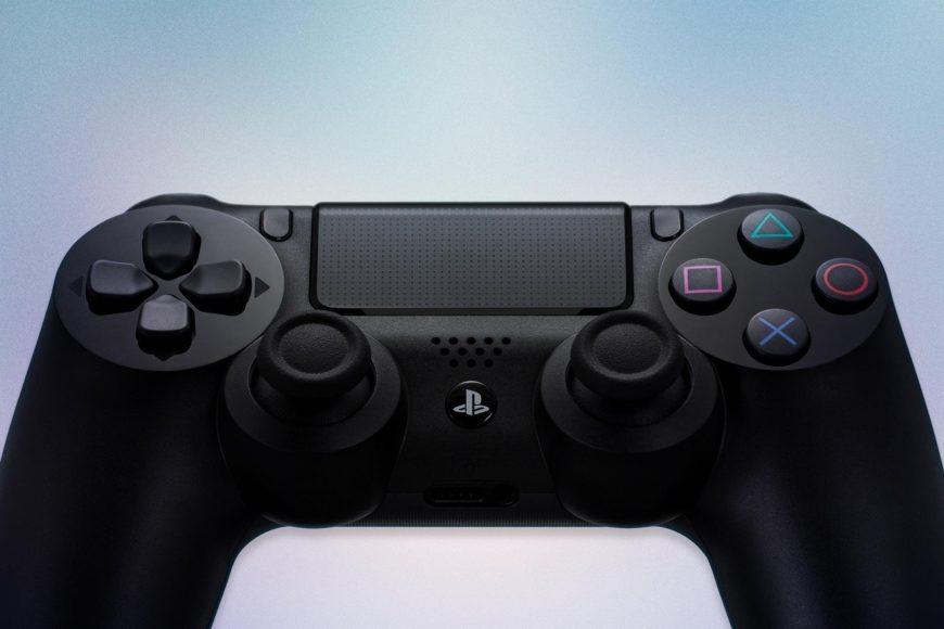 Sony DualShock 4 – Controlli