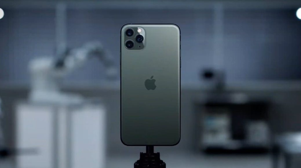 Apple iPhone 11 Pro – Design