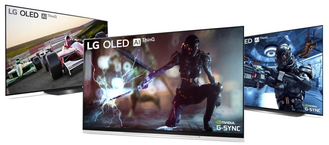 LG OLED B8 – Gaming
