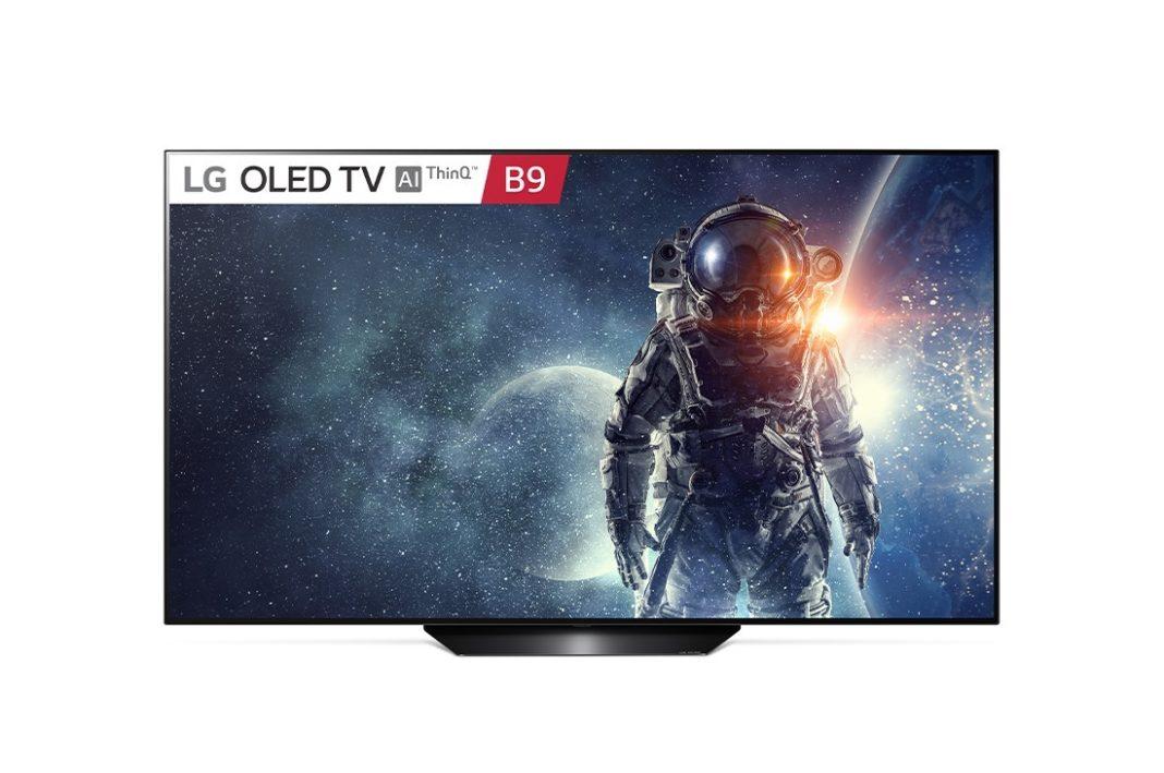 LG OLED B9 – Design