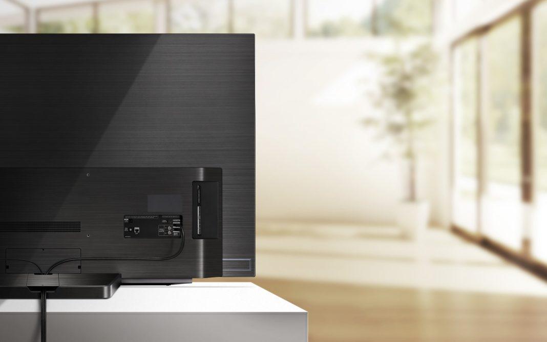 LG OLED C9 – Ingressi