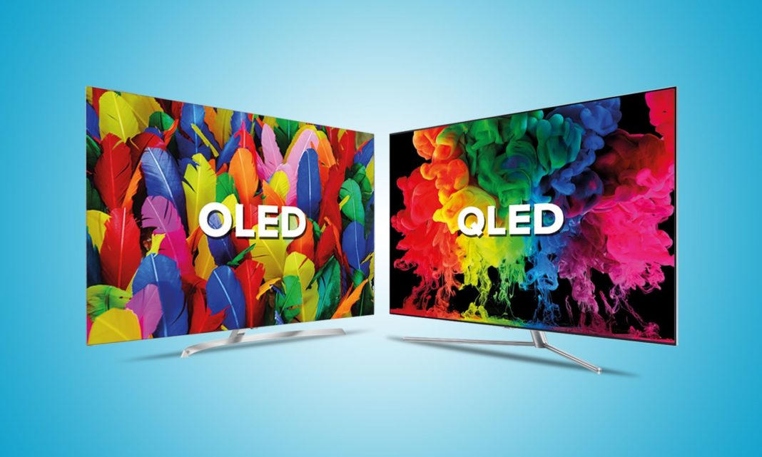 LG OLED Vs Samsung QLED
