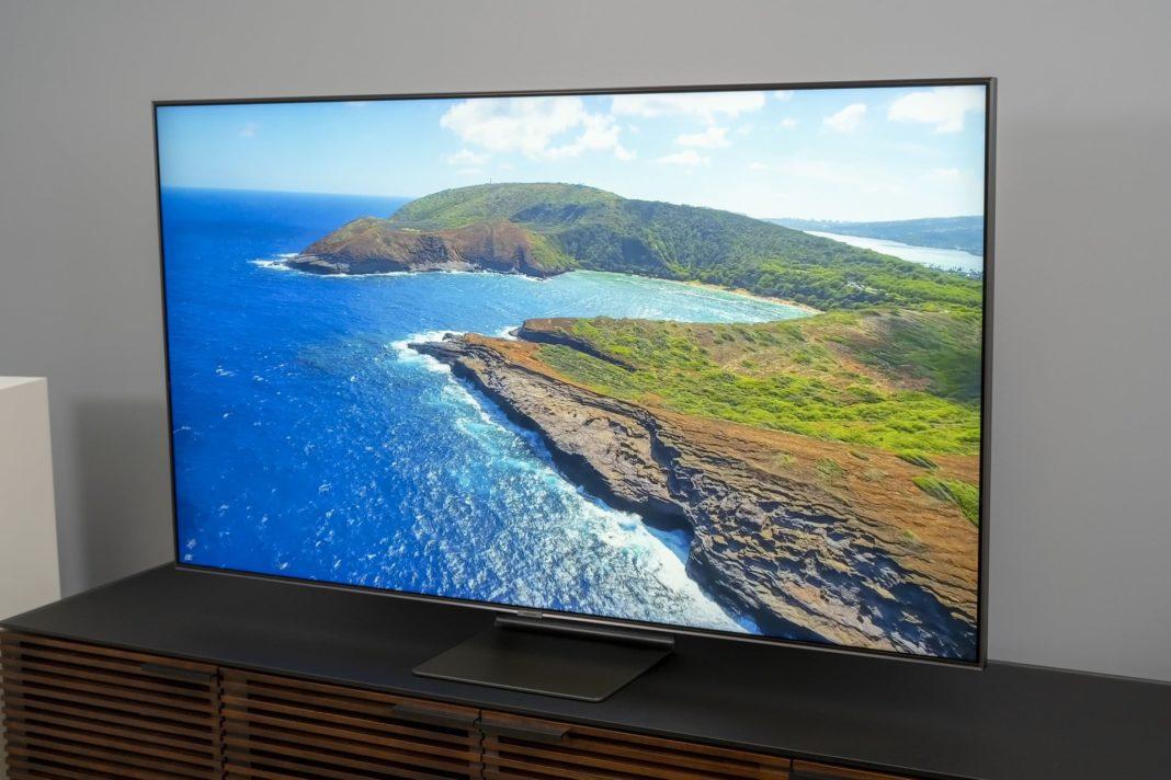 Samsung QLED Q90 – Display