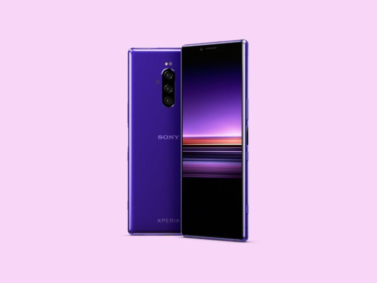 Sony Xperia 1 – Design