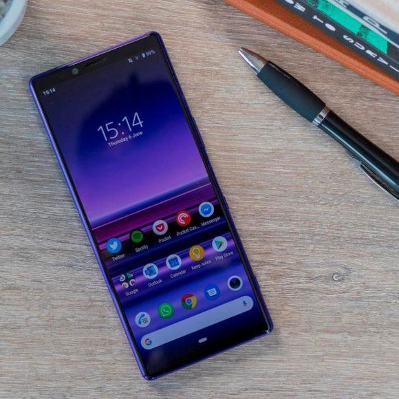 Sony Xperia 1 – Display