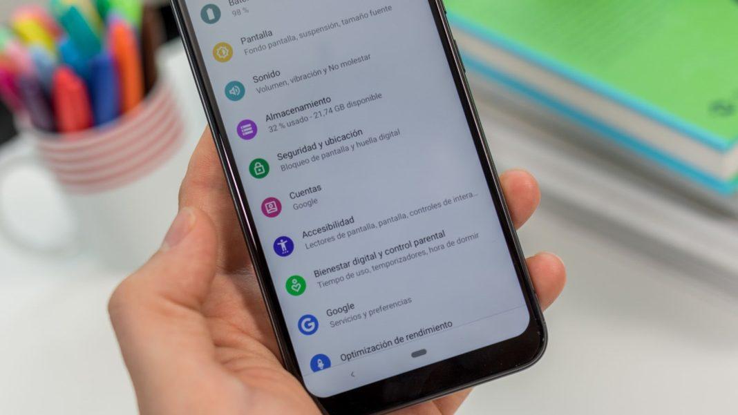 Motorola Moto E6 Plus – Display