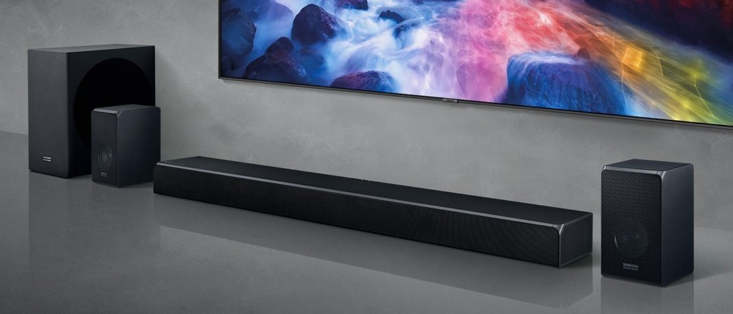 Samsung HW-Q90R: miglior sistema audio