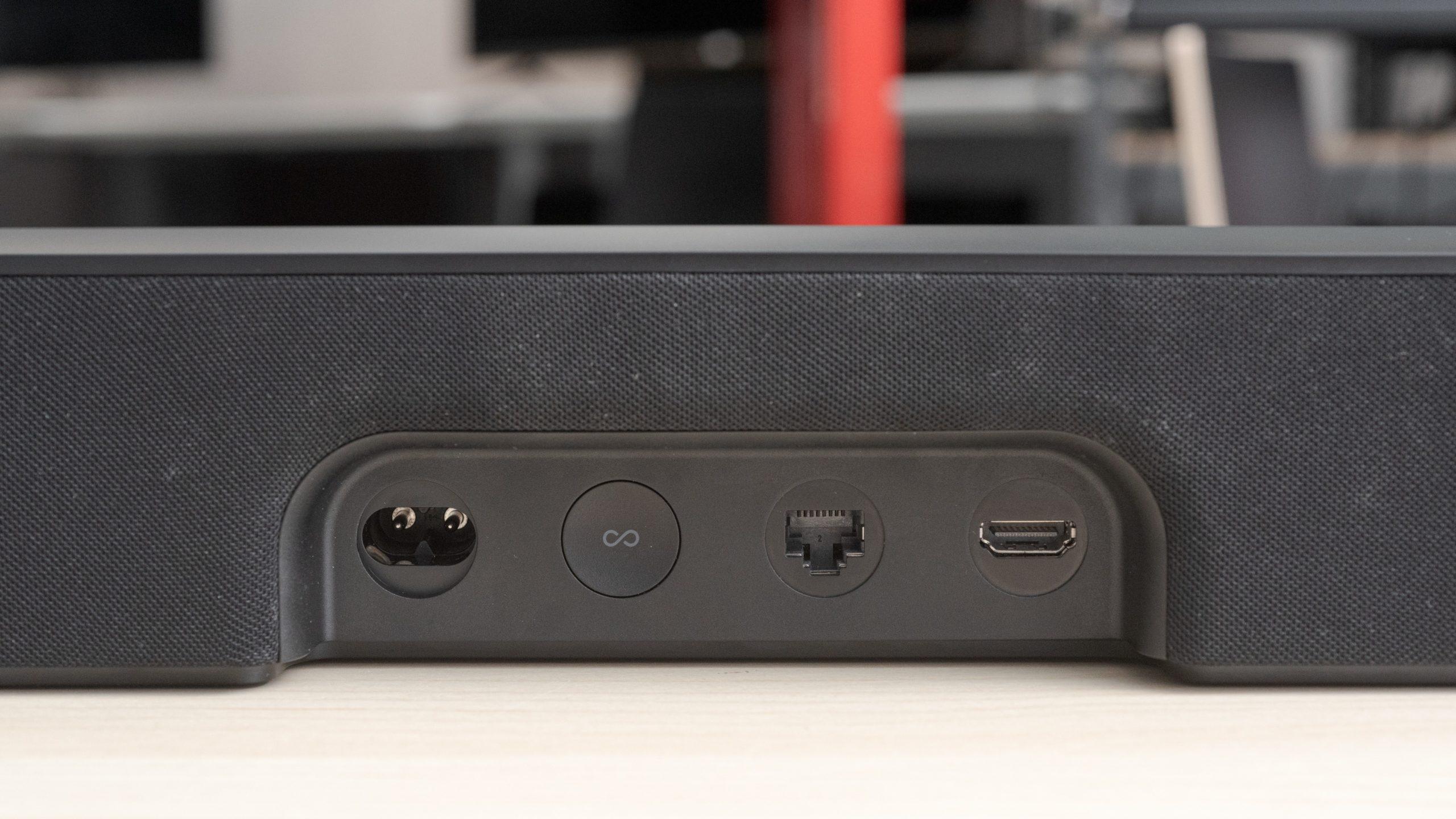 Sonos Beam – Configurazione