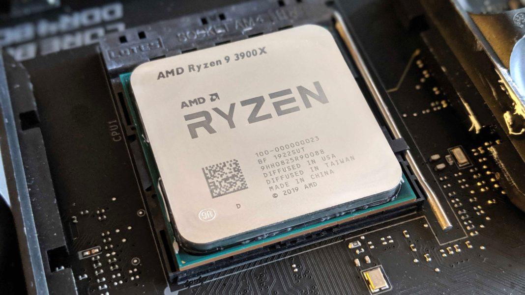 AMD Ryzen 9 3900X la migliore CPU AMD