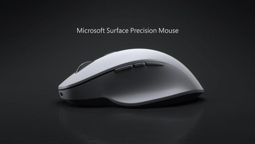 Microsoft Surface Precision Mouse: valida alternativa