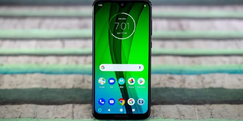 Motorola Moto G7: valida alternativa
