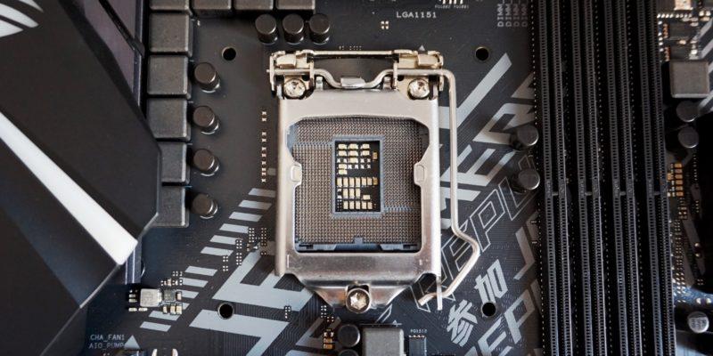 Quale CPU stai usando con la tua scheda madre?