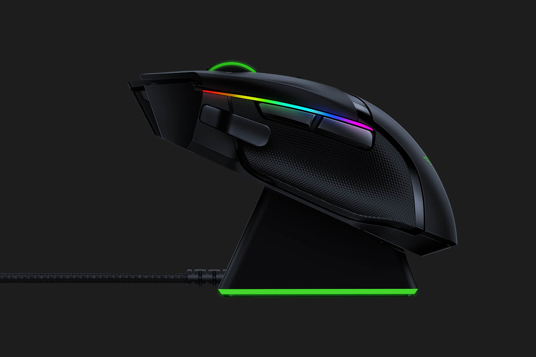 Razer Basilisk Ultimate - Design