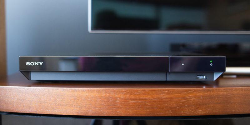 Sony UBP-X700: miglior lettore Blu-ray per la maggior parte delle persone