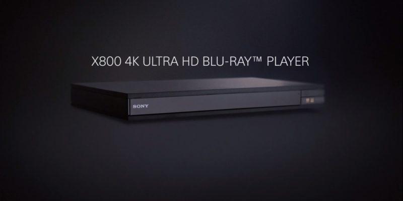 Sony UBP-X800: ottimo video abbinato ad un audio eccezionale