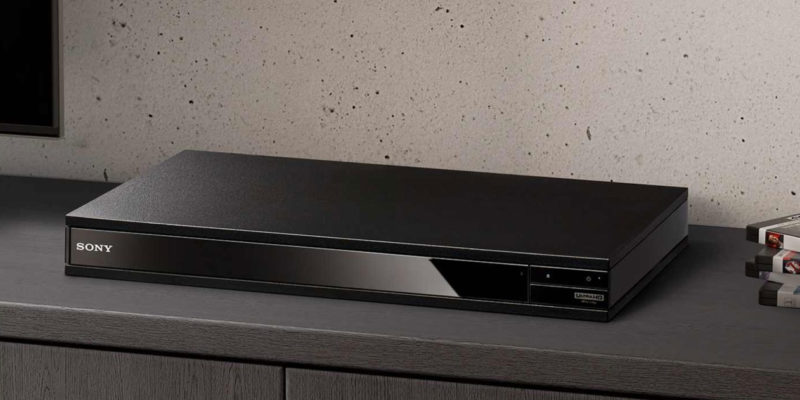 Sony UBP-X800M2 - Design