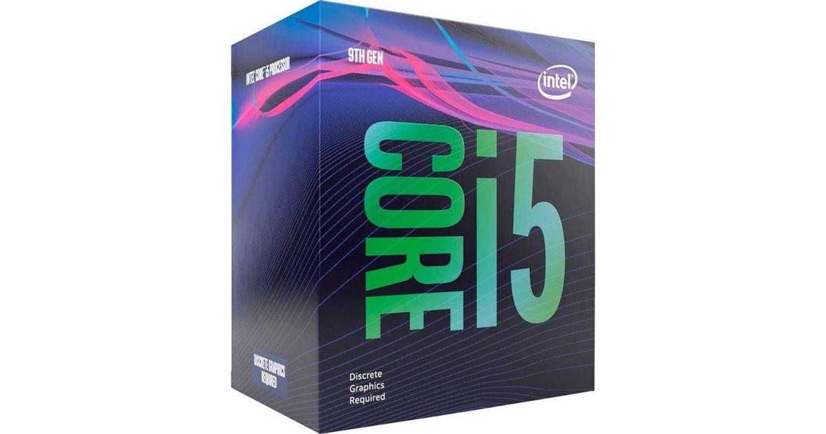 Intel Core i5-9400F: miglior processore Intel gaming economico