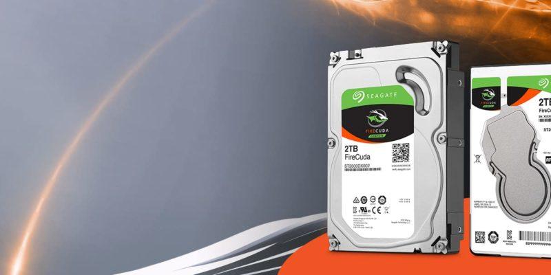 Seagate FireCuda: il miglior hard disk ibrido